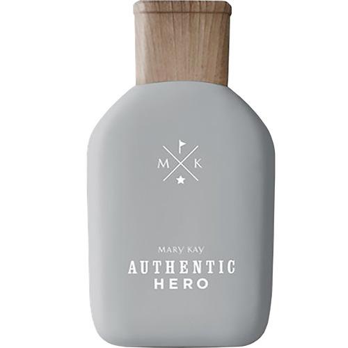 perfume authentic hero mary kay masculino - oferta