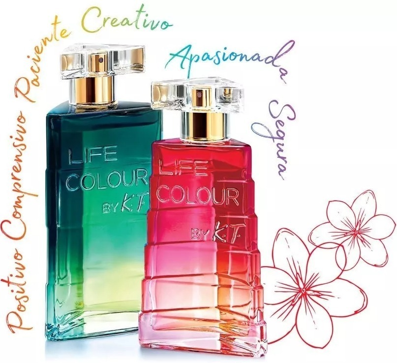 Perfume Avon Life Color By Kenzo 99000 En Mercado Libre
