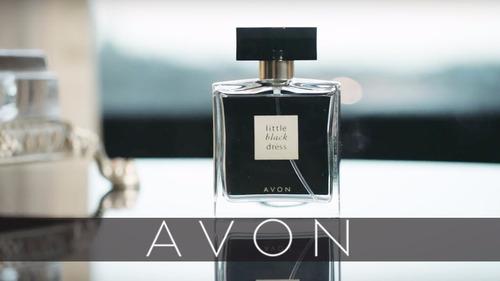 perfume avon little black dress