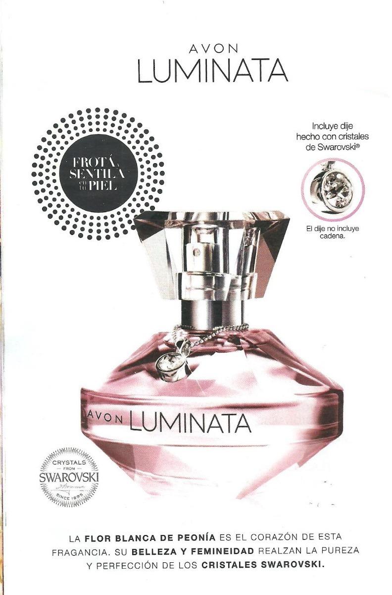Perfume Avon Luminata Eau De Parfum 50 Ml 79999 En Mercado Libre