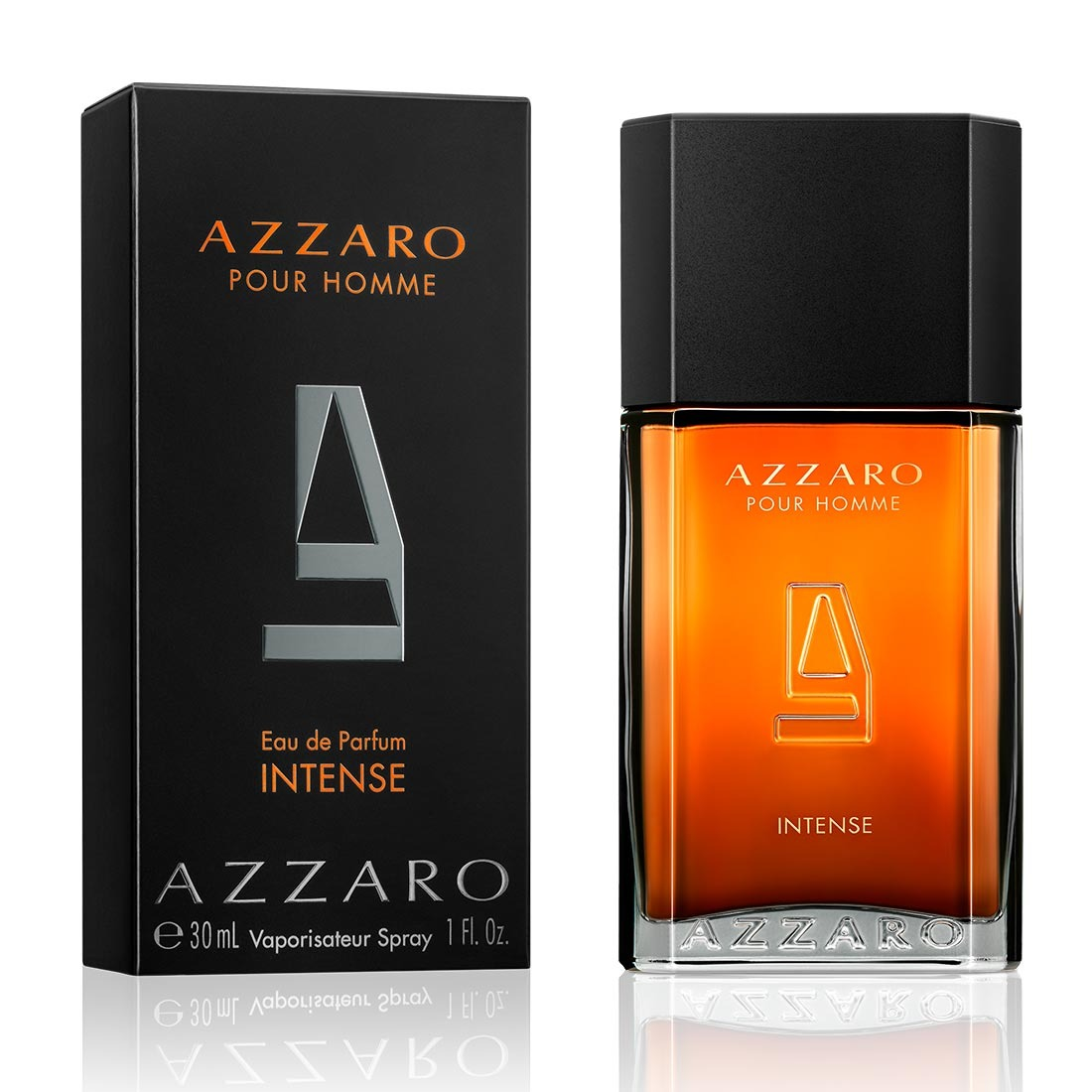 b5c3de1e7 perfume azzaro pour intense masculino eau de parfum 30ml. Carregando zoom.