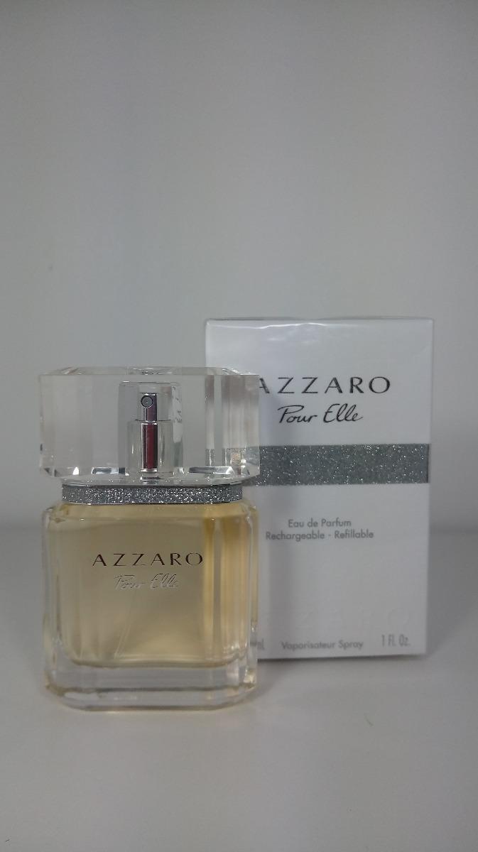 1bb97abffff perfume azzaro pour elle feminino edp original 75ml. Carregando zoom.