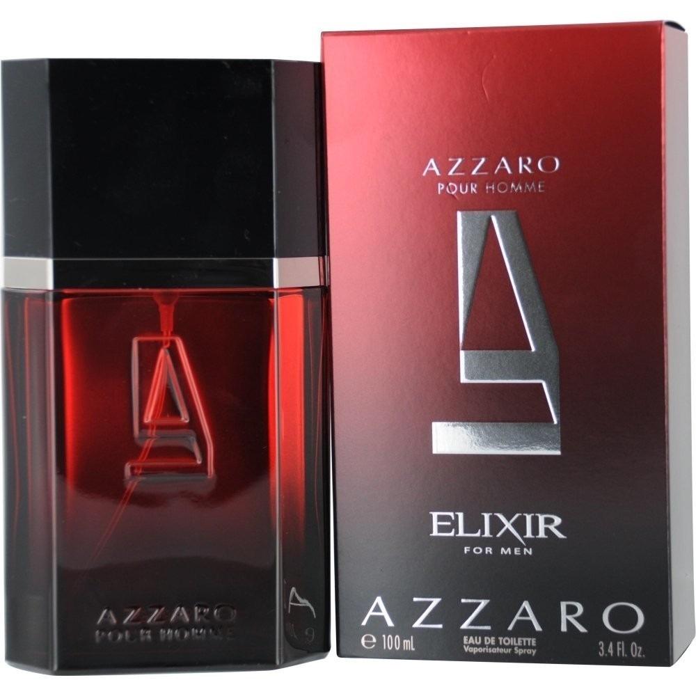 Edt 100ml Pour Perfume Azzaro Elixir Homme Masculino jSMpVUGqzL