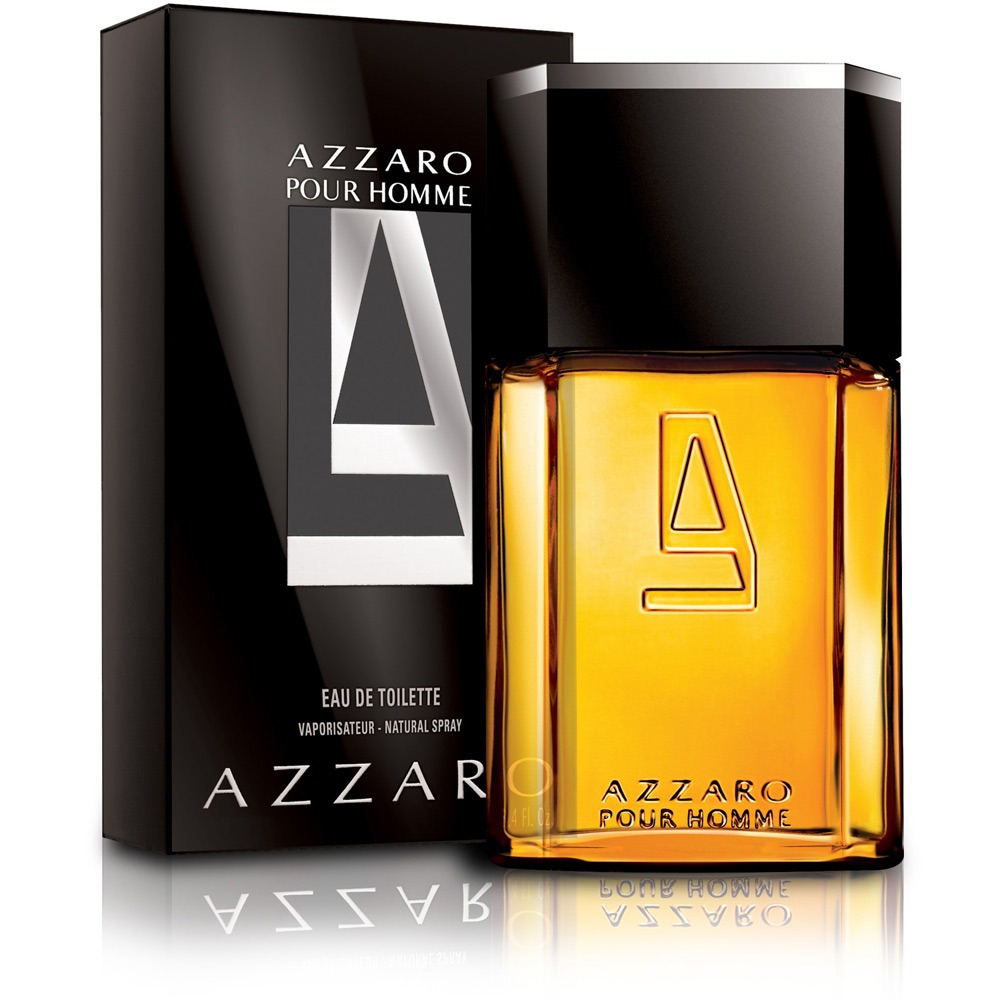 cf4ef48796 perfume azzaro pour homme masculino 100ml original   lacrado. Carregando  zoom.