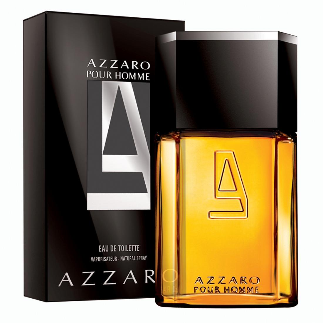 595c16ae9 perfume azzaro pour homme masculino eau de toilette 30ml. Carregando zoom.
