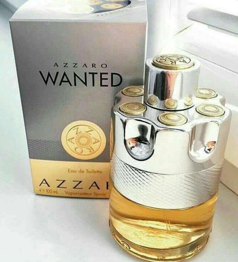 93429b6c65 perfume azzaro wanted 100 ml original. Carregando zoom.
