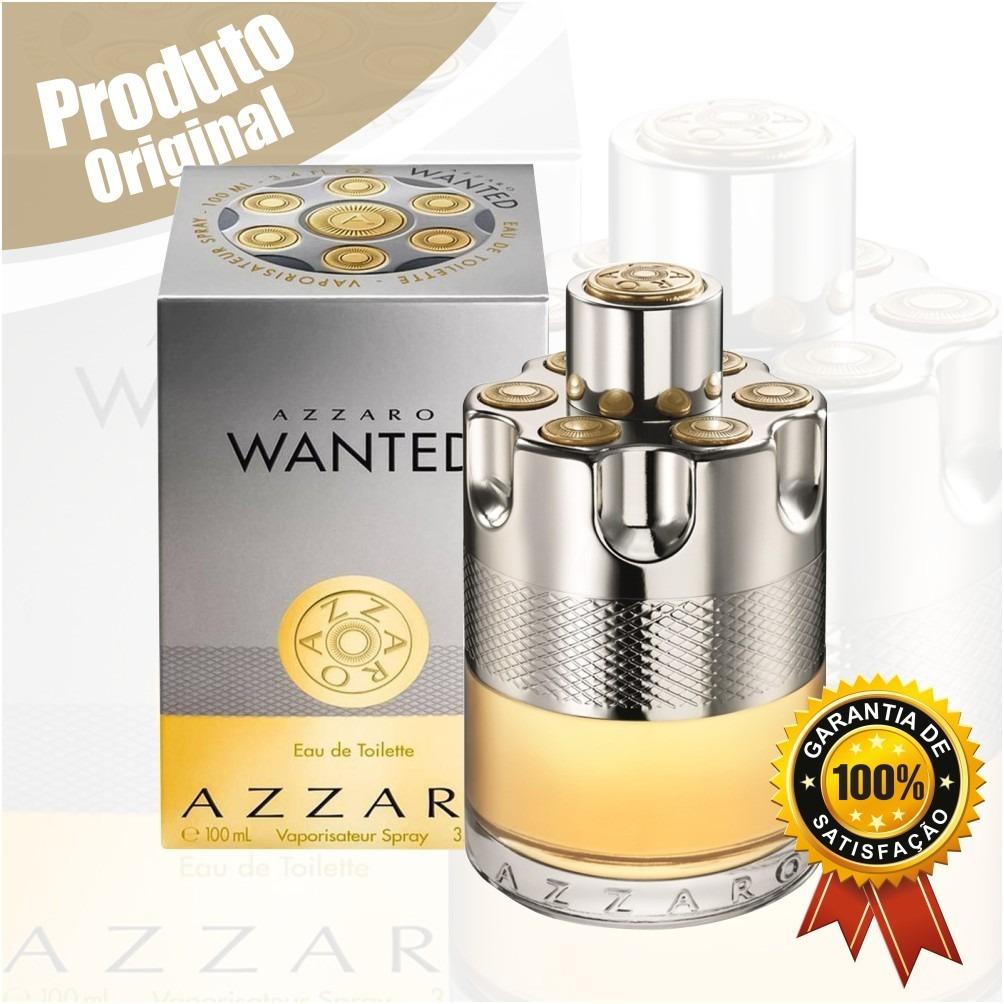 4a276af5e9 perfume azzaro wanted 100ml edt 100% original frete grátis. Carregando zoom.