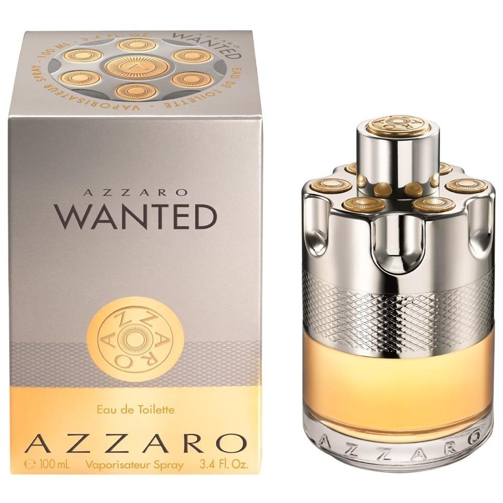 8c8fccdbf1 perfume azzaro wanted 100ml lacrado original eau de toilette. Carregando  zoom.