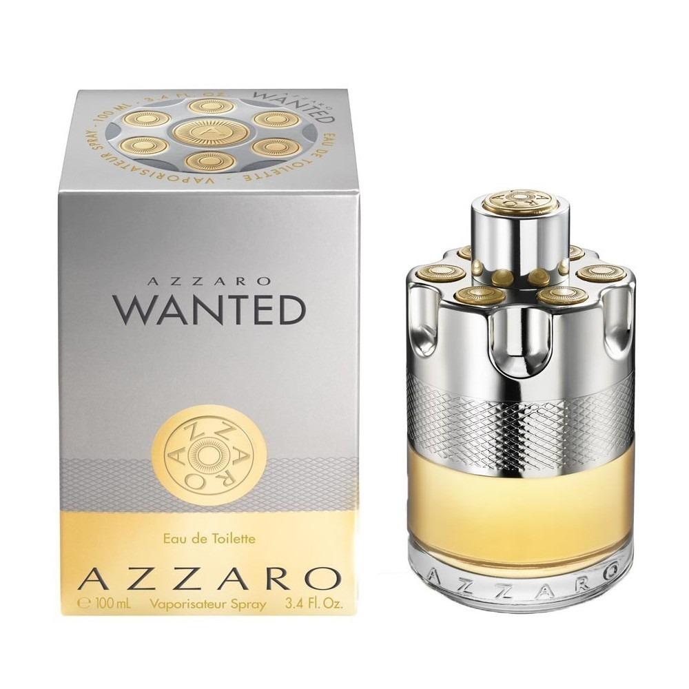 8d5b770b5c Perfume Azzaro Wanted 100ml