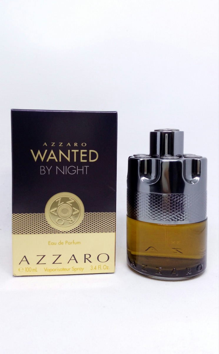 313ed618fb perfume azzaro wanted by night edp 100 ml original. Carregando zoom.