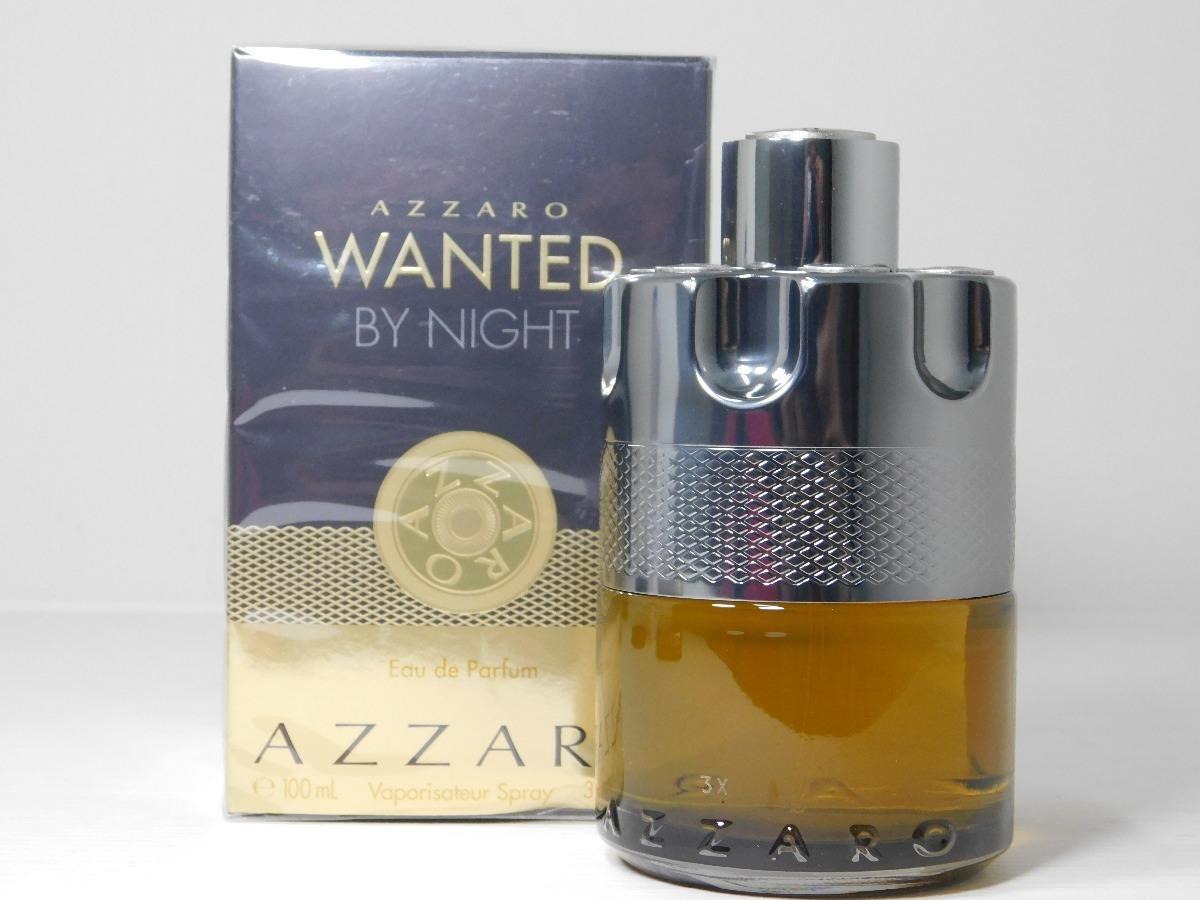 3343b07e93 perfume azzaro wanted by night edp 100ml original lacrado. Carregando zoom.