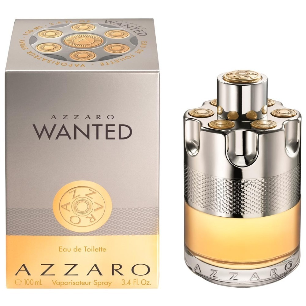 d5e23e1715 perfume azzaro wanted edt 100ml original e lacrado. Carregando zoom.