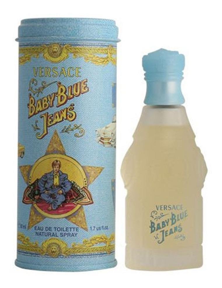 Perfume Jeans 50ml Baby De Blue Versace H2eEDYW9Ib