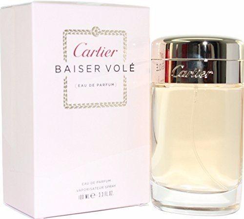 f00e2bdabd7 Perfume Baiser Volé 100ml Cartier Feminino Eau De Parfum - R  445