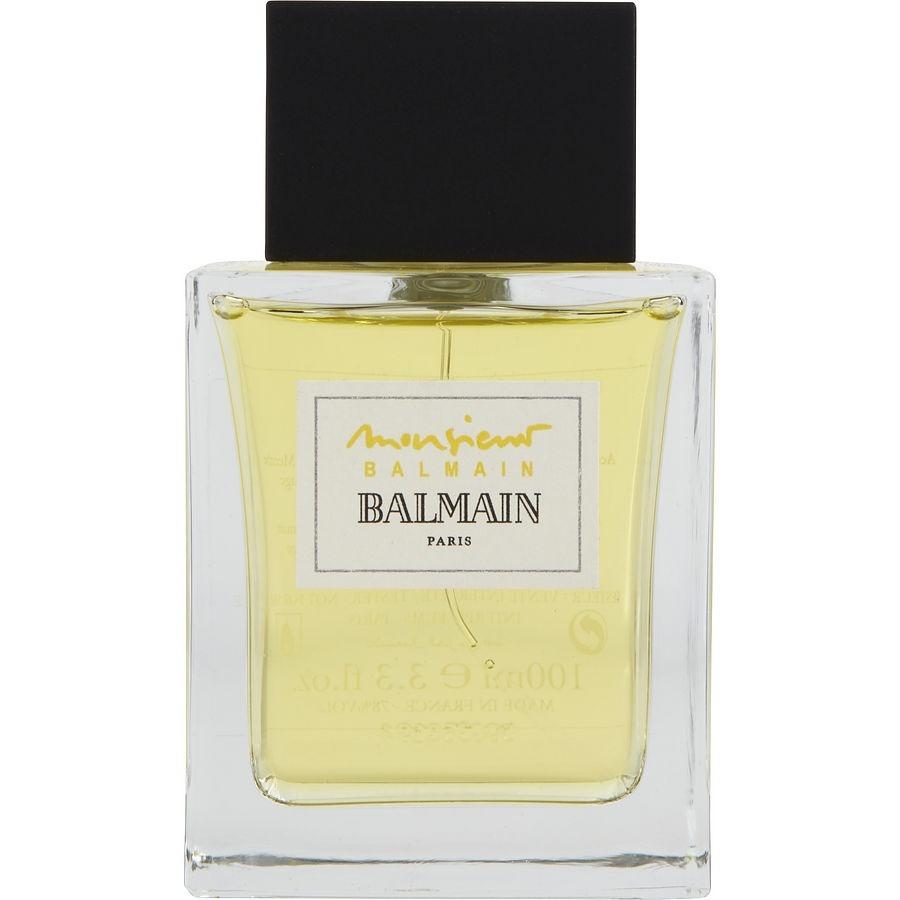 ba17cc35 Perfume Balmain Monsieur Balmain Masculino 100ml Edt Tester - R$ 235 ...
