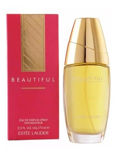 perfume beautiful estée lauder  edp 75ml original importado