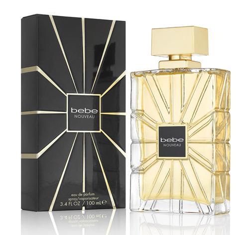 perfume bebe nouveau 100ml para mujer (mil esencias)