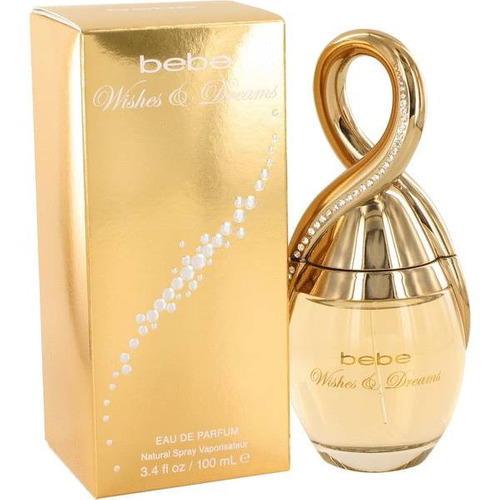 perfume bebe wishes and dreams 100ml para mujer