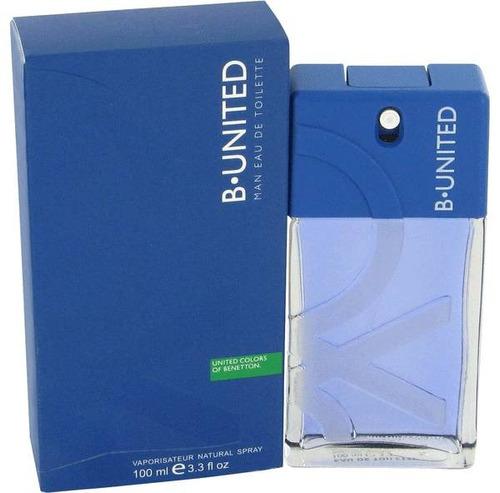 perfume benetton b united 100 ml hombre
