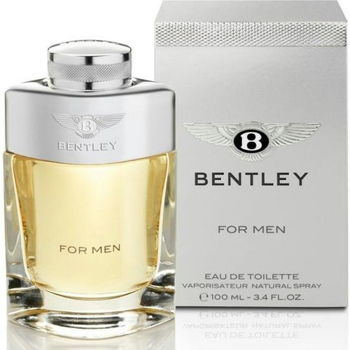 perfume bentley  for men  -edt-100ml