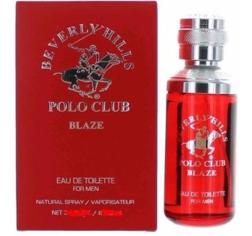 perfume beverly hills polo club blaze masculino 75ml