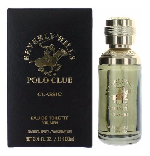 perfume beverly hills polo club classic 100ml original