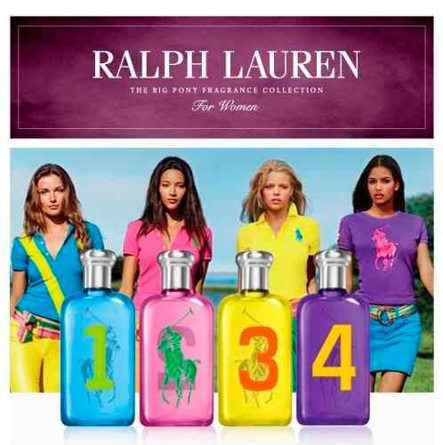 perfume ralph lauren big pony para mujer