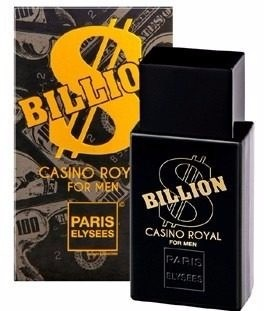 perfume billion casino royal Г© bom