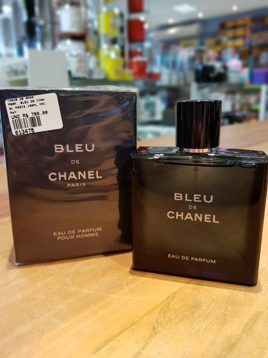 08c293fafc perfume bleu de chanel 100ml - masculino. Carregando zoom.
