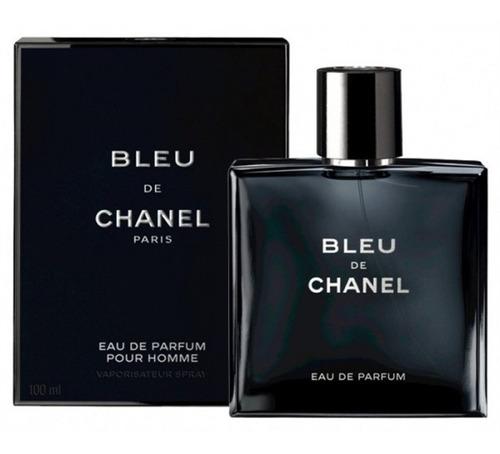 perfume bleu de chanel 100ml original lacrado eau de parfum