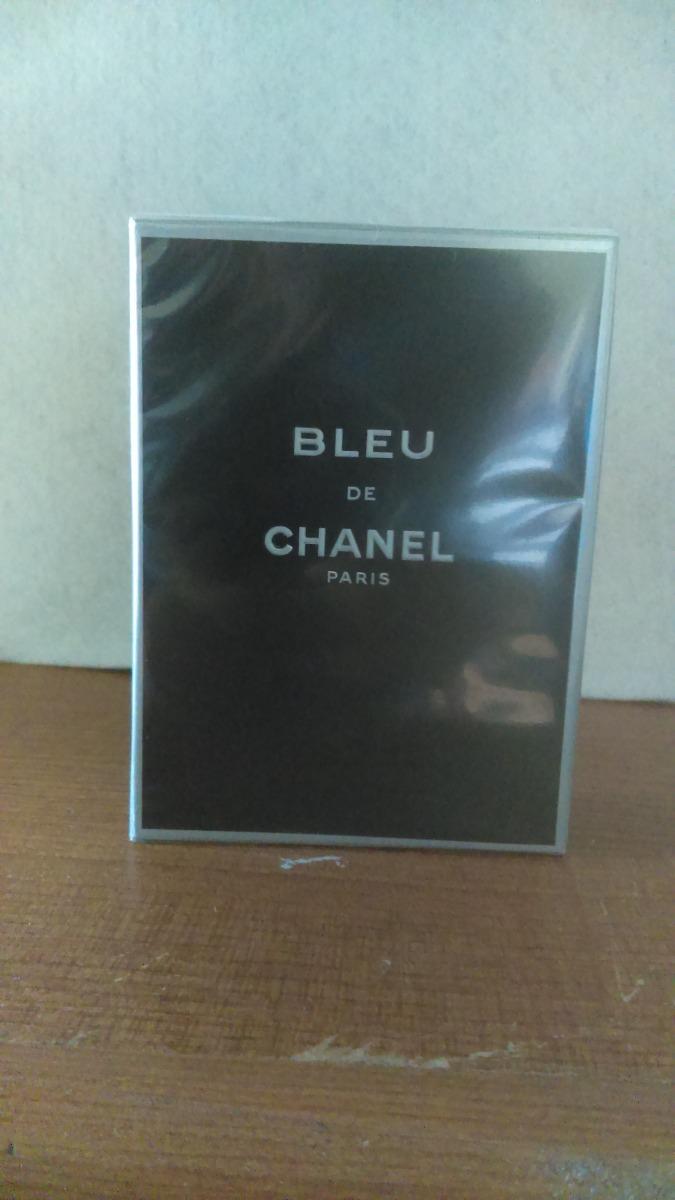 perfume bleu de chanel by chanel caballero 100 ml 560. Black Bedroom Furniture Sets. Home Design Ideas