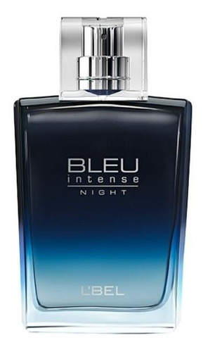 perfume bleu intense night,  lbel caballero 100ml