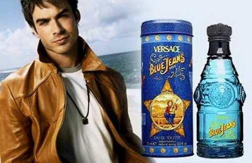 perfume blue jeans versace para hombres