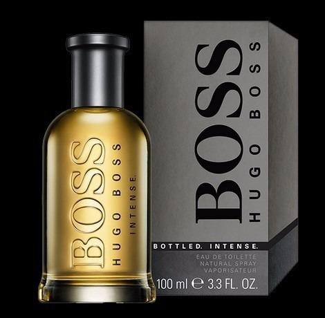 Perfume Boss Bottled Intense De Hugo Boss 100ml