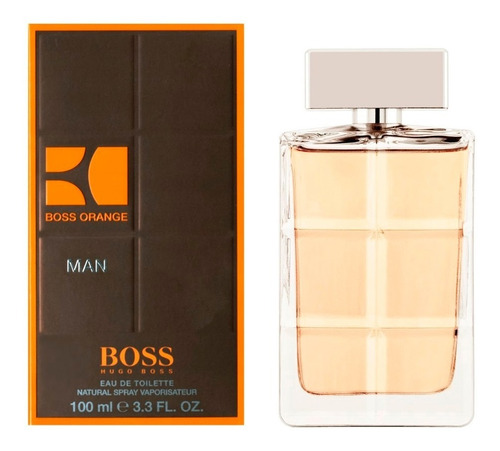 perfume boss orange de hugo boss 100% - ml a $1299