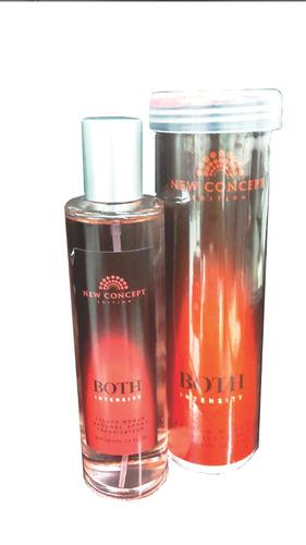 perfume both intensity women 100 ml