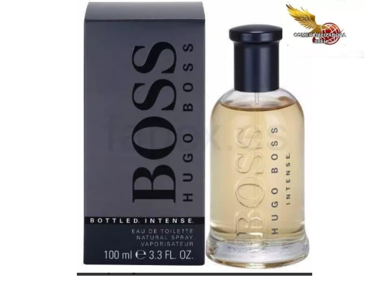 4f58c9006e1d perfume bottled intense caballero hugo boss 100ml edt spray. Cargando zoom.