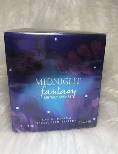 perfume britney spears midnight 100ml