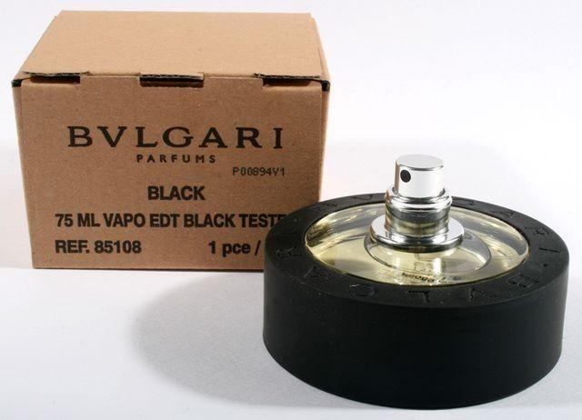 482946432e5 Perfume Bulgari Black Unisex-75 Ml Tester 100% Original ...