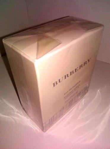 perfume burberry 30ml dama 100%original