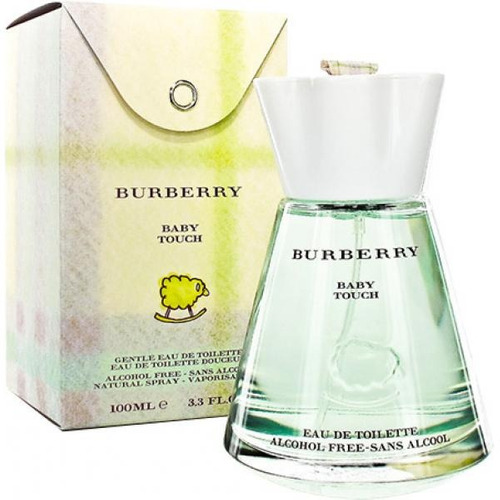 perfume burberry baby touch 100 ml women sin alcohol