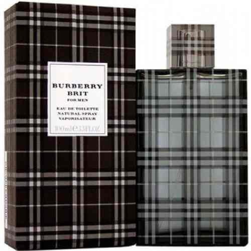 perfume burberry brit 100 ml men