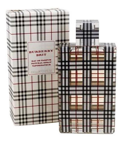 perfume burberry brit 100 ml women