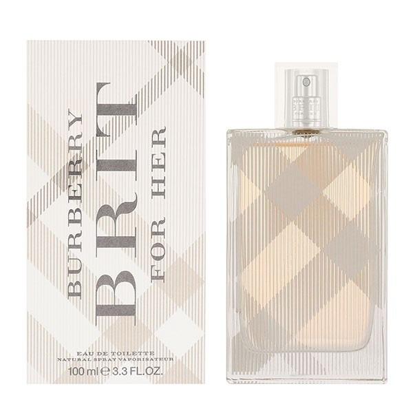 Burberry Edt 100ml Brit Perfume Women Her Original For 9I2WEHD