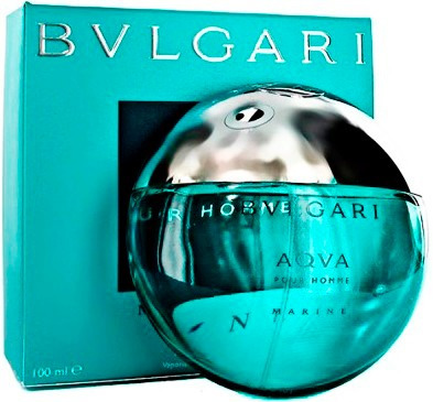 perfume bvlgari aqva amara original 100 ml envio hoy