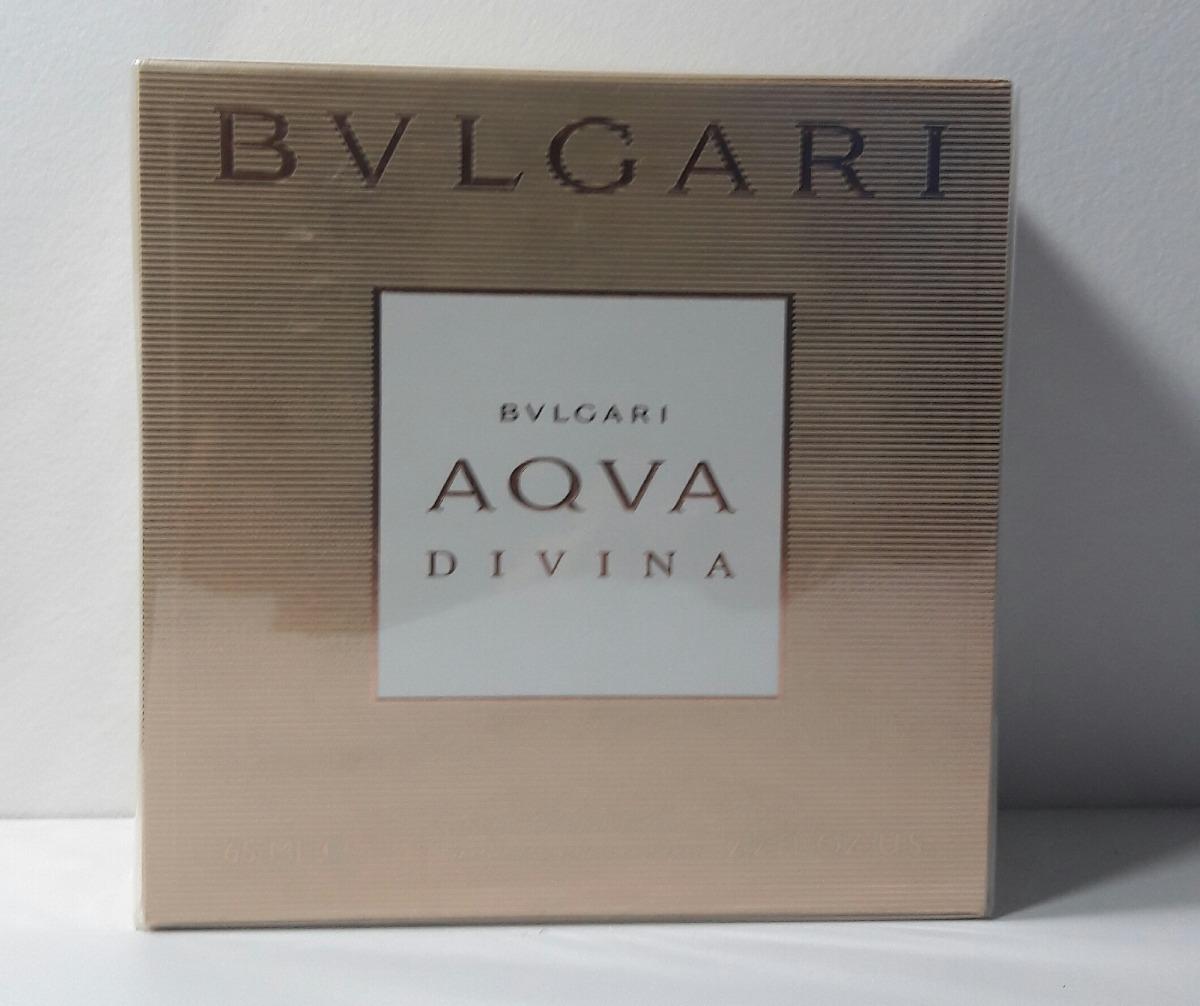 5159b5a01e perfume bvlgari aqva divina feminino 65 ml edt original. Carregando zoom.