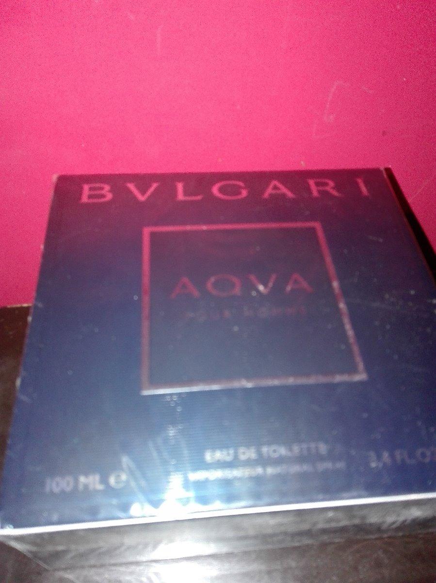 ea55859f23f perfume bvlgari aqva pour homme 100ml edt norte. Cargando zoom.