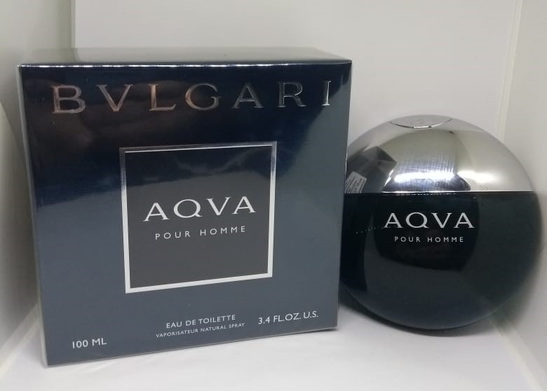 b3c5362dd2 Perfume Bvlgari Aqva Pour Homme 100ml Original Frete Grátis. - R ...