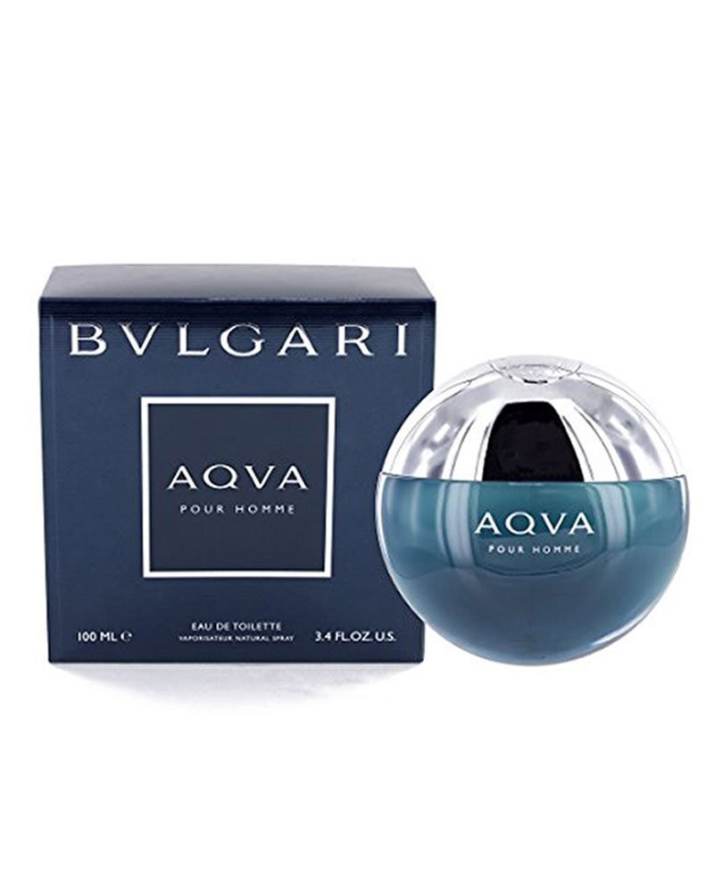 4cb8588de7a perfume bvlgari aqva pour homme masculino edt 100ml. Carregando zoom.