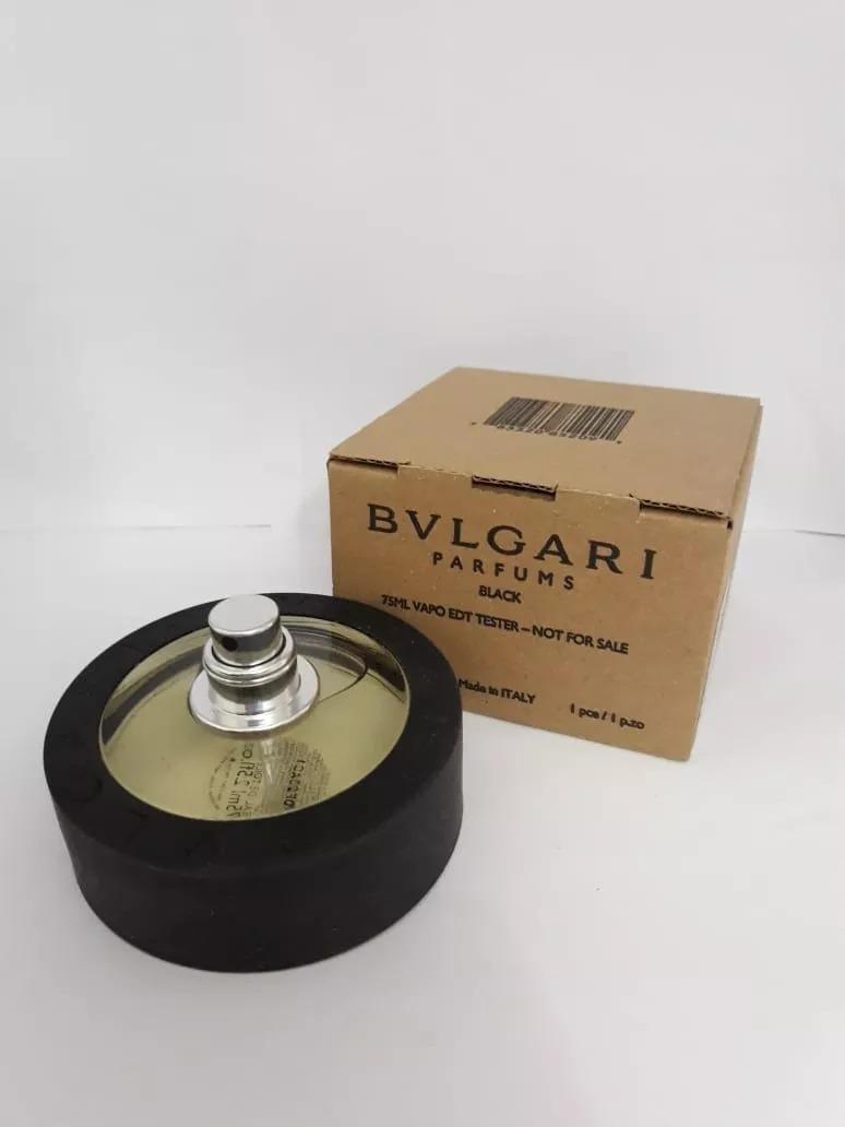 1c089f7acab Perfume Bvlgari Black Eau De Toilette 75ml Unissex